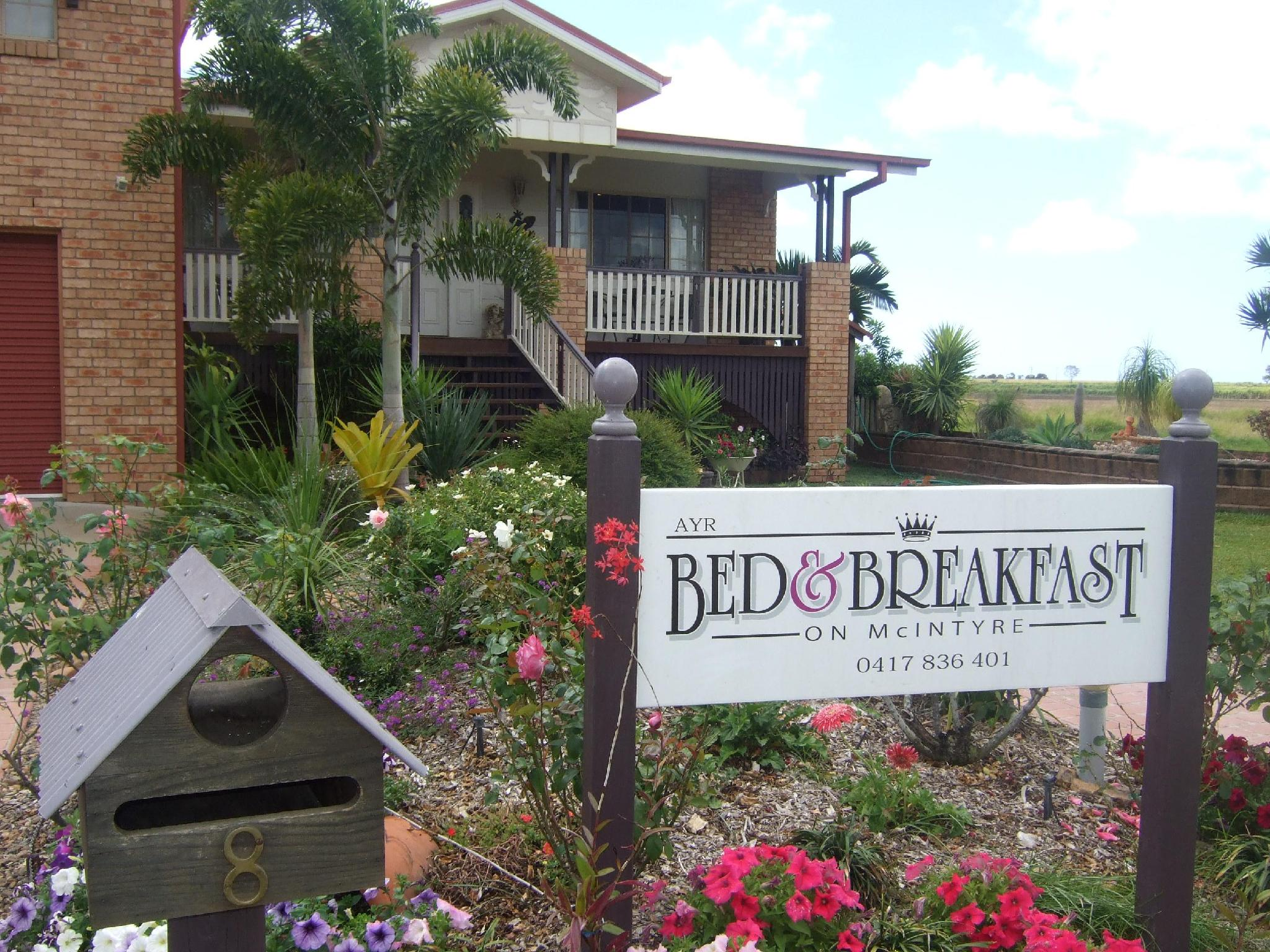 Ayr Bed and Breakfast on McIntyre - Hotell och Boende i Australien , Ayr