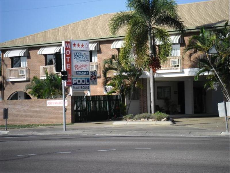 Banjo Paterson Motor Inn - Hotell och Boende i Australien , Townsville