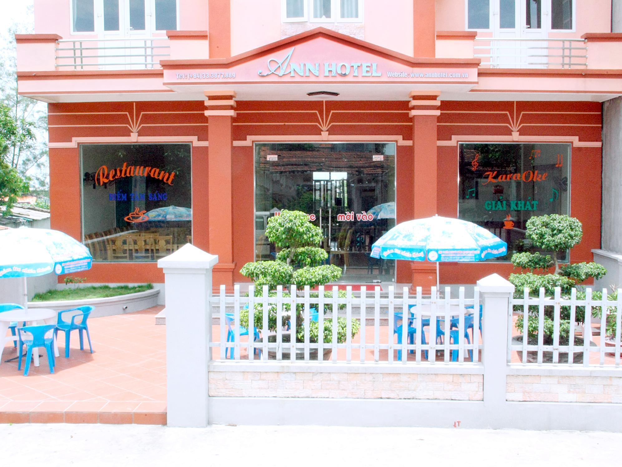 Hotell Ann Hotel - Quan Lan Island