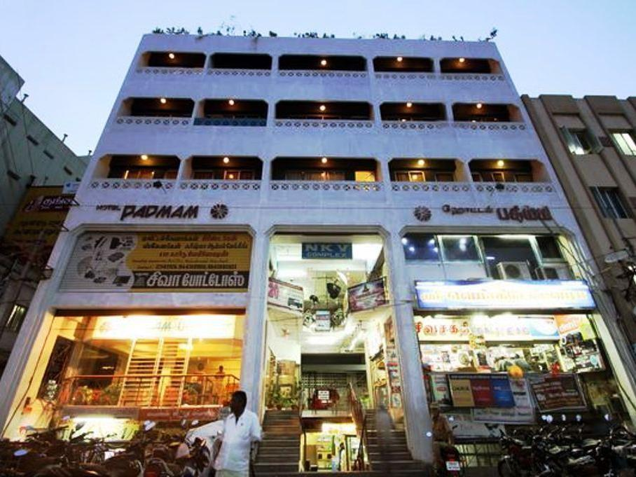 Hotel Padmam - Hotel and accommodation in India in Madurai