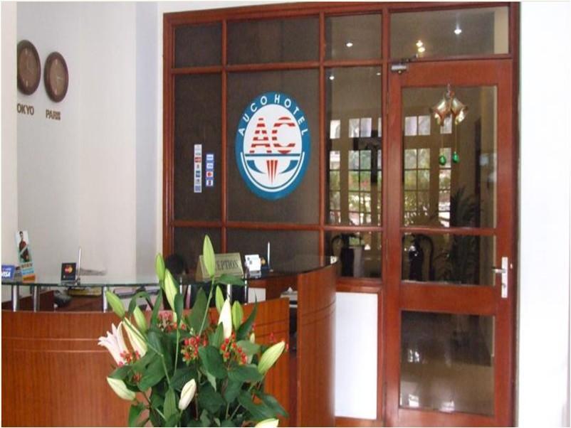 Au Co Hotel - Hotell och Boende i Vietnam , Hanoi