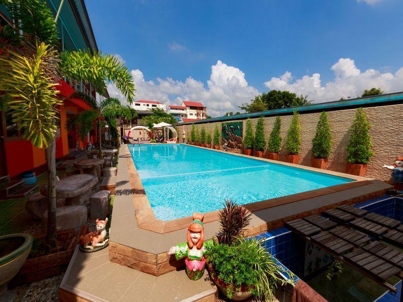 Hotell P.U. Inn Ubonpon i , Ayutthaya. Klicka för att läsa mer och skicka bokningsförfrågan