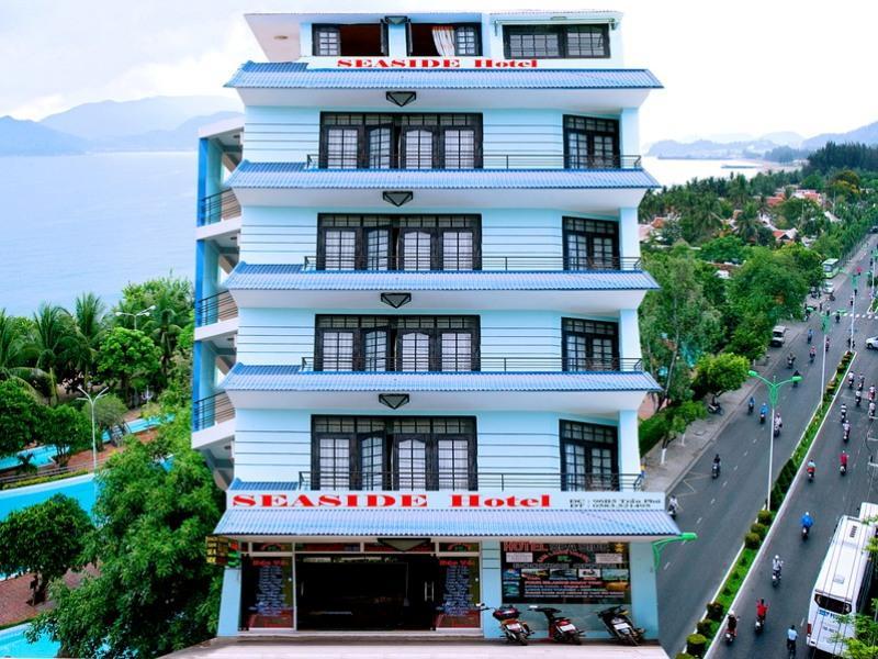 Hotell Seaside Hotel Nha Trang
