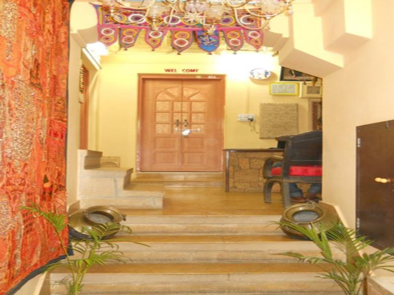 Hotel Jeet Mahal - Hotel and accommodation in India in Jaisalmer