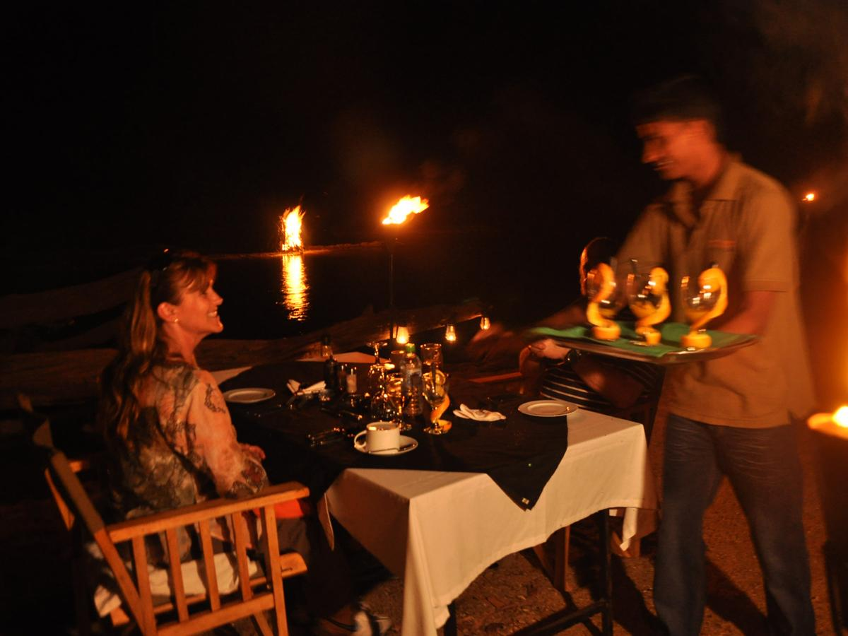 Big Game Camp - Yala - Hotels and Accommodation in Sri Lanka, Asia