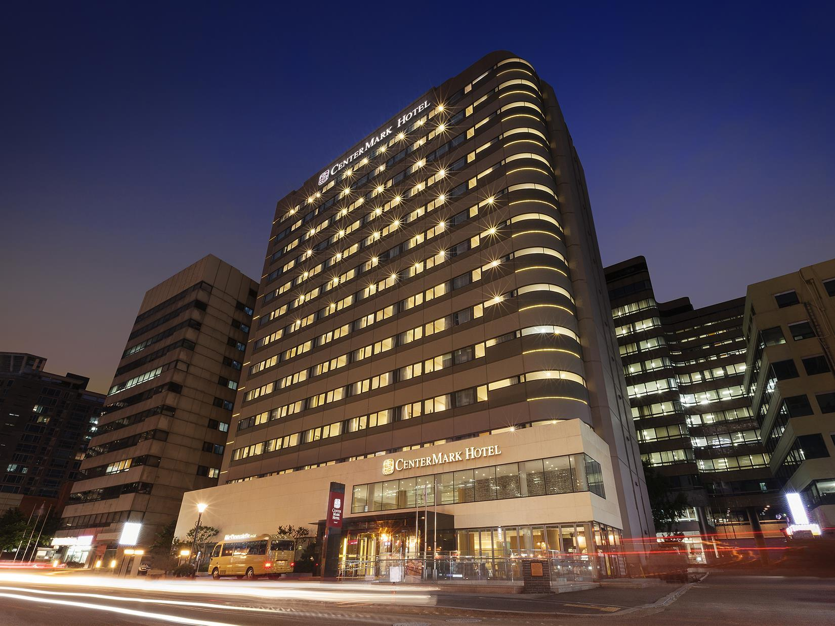 CenterMark Hotel - Hotels and Accommodation in South Korea, Asia
