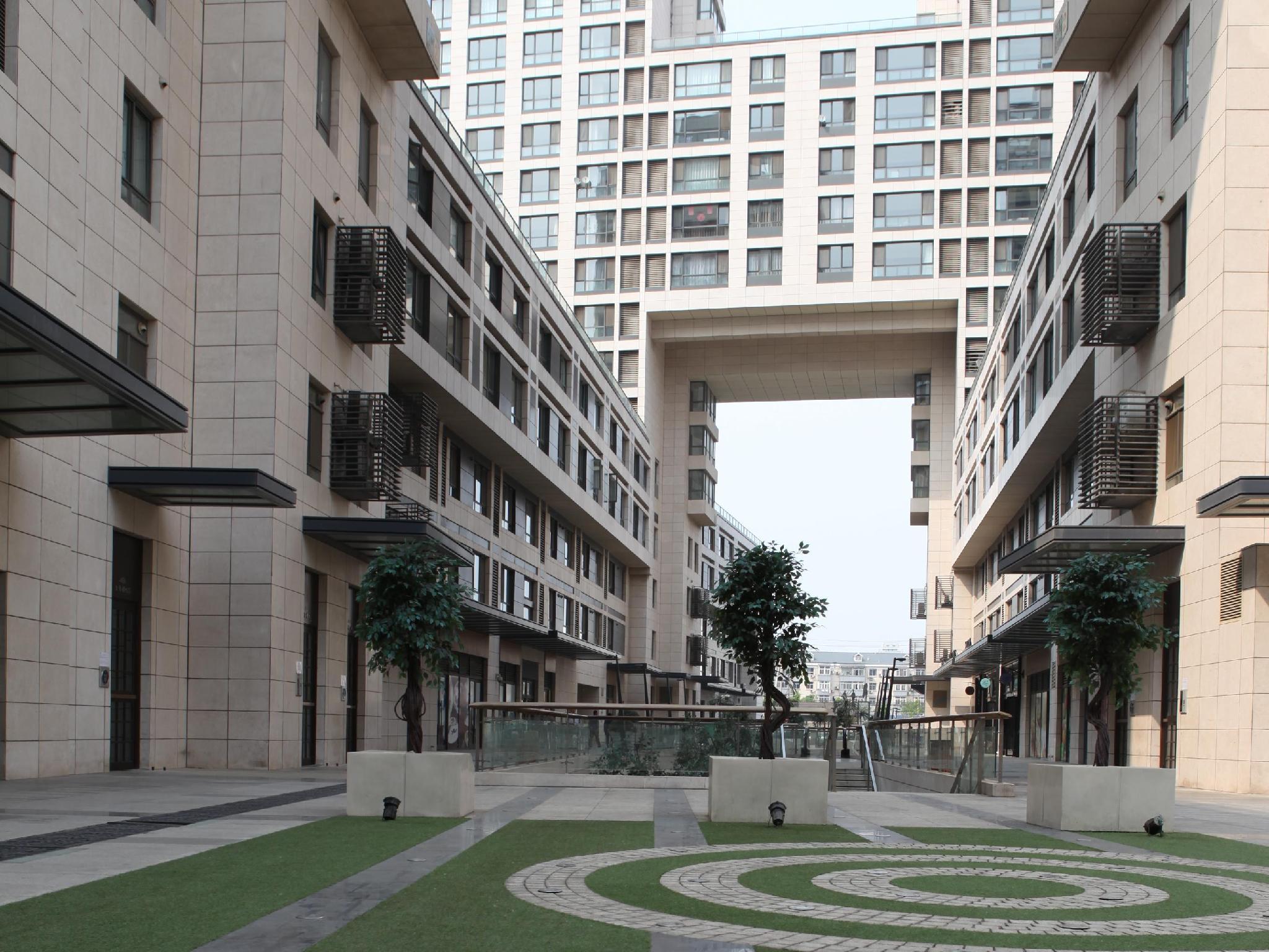Zhong Mao Apartment Sanlitun