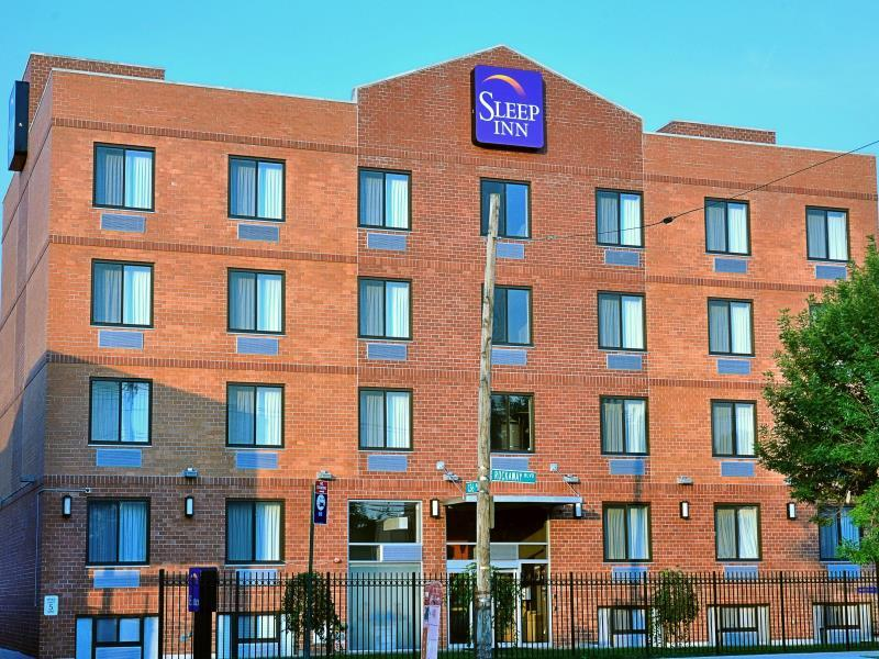 Sleep Inn - JFK Airport Rockaway Blvd Hotel - Hotel and accommodation in Usa in New York (NY)
