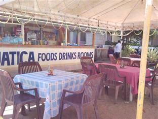 Aquatica Beach Resort Bohol - Restoran