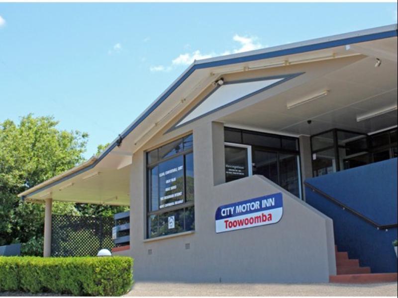 City Motor Inn Toowoomba - Hotell och Boende i Australien , Toowoomba