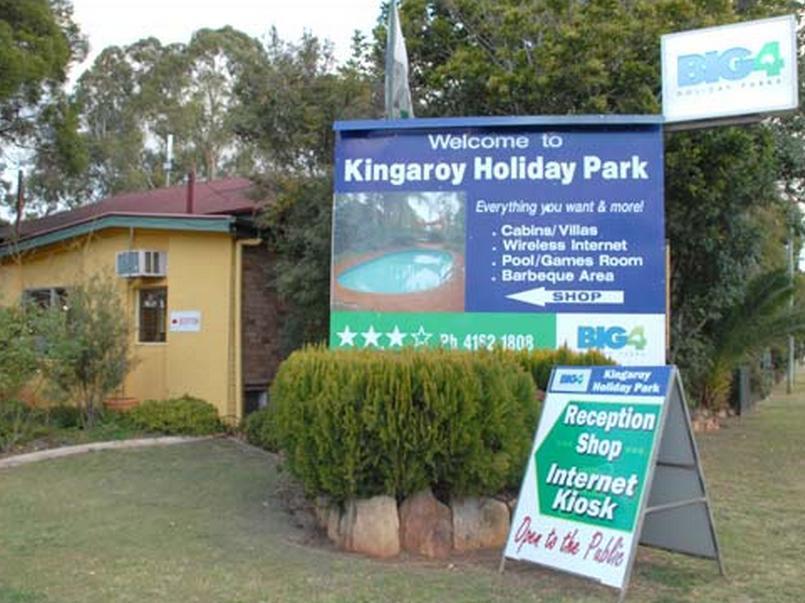 Big4 Kingaroy Holiday Park - Hotell och Boende i Australien , Kingaroy