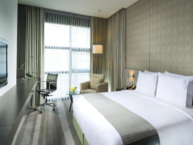 Holiday Inn Bangkok Sukhumvit - Hotell och Boende i Thailand i Asien