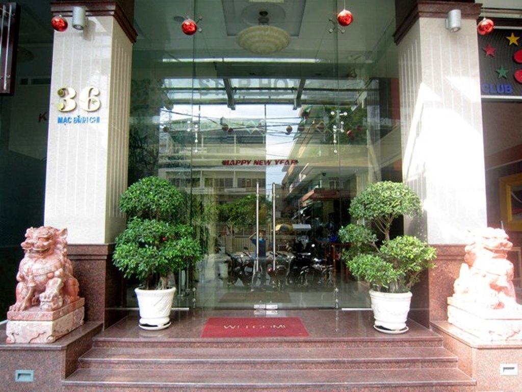 Star Hotel - Mac Dinh Chi Street - Hotell och Boende i Vietnam , Ho Chi Minh City