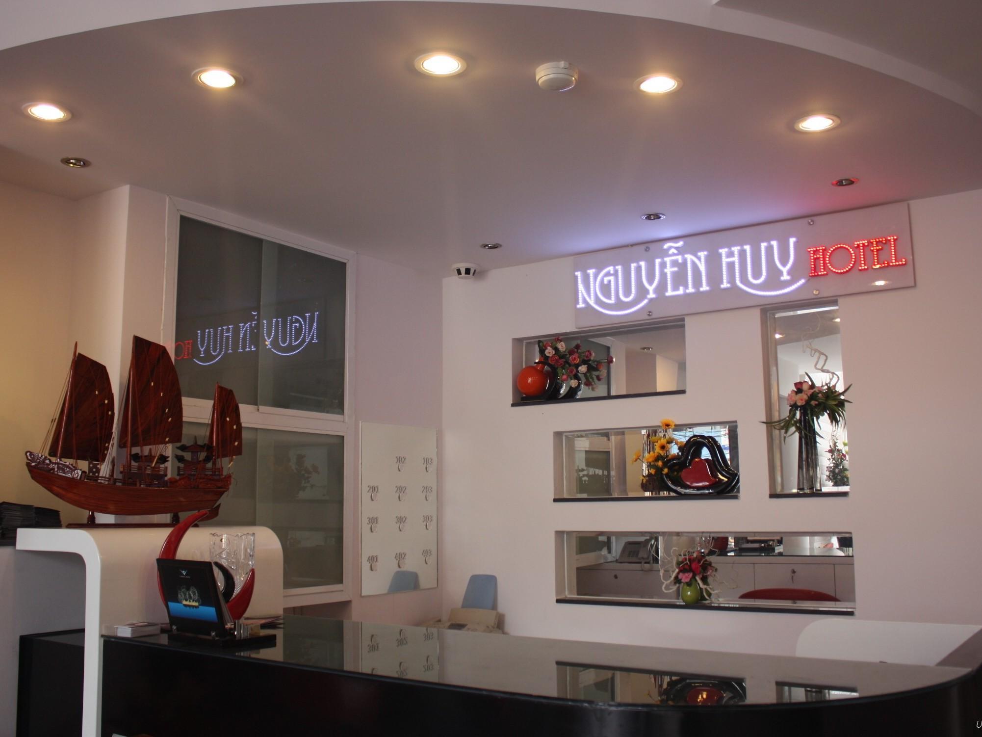 Nguyen Huy Hotel - Hotell och Boende i Vietnam , Ho Chi Minh City
