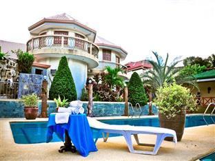 Water Paradise Resort Bohol - Hotellet udefra