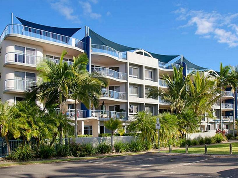 Reflections Holiday Apartments - Hotell och Boende i Australien , Sunshine Coast