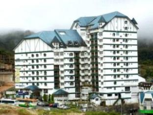 Snooze @ Regency Apartment - 1.5 star located at Cameron Highlands