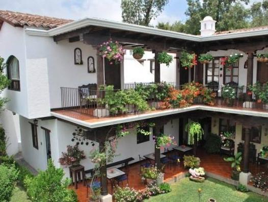 Hotel Casa Madeleine B&B & Spa - Hotels and Accommodation in Guatemala, Central America And Caribbean