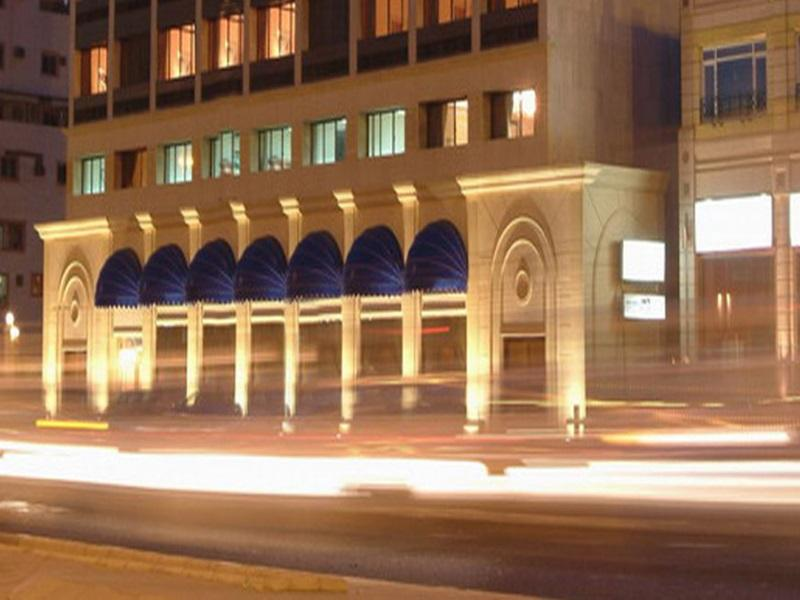 Al Hyatt Jeddah Continental Hotel - Hotels and Accommodation in Saudi Arabia, Middle East
