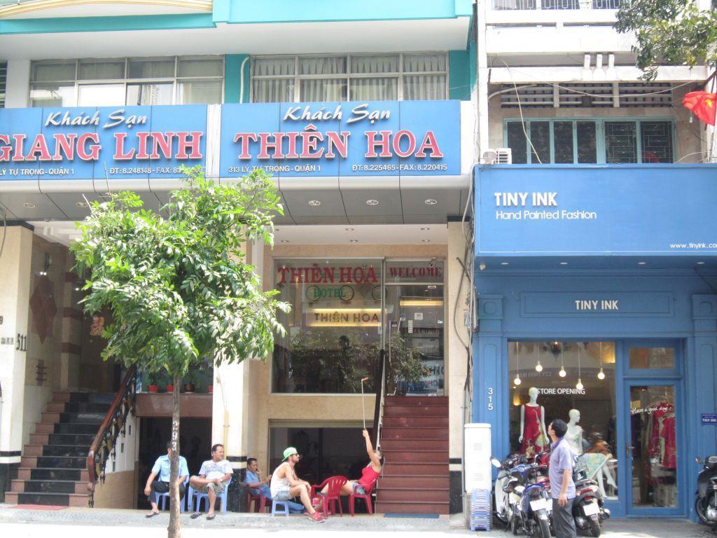 Thien Hoa Hotel - Hotell och Boende i Vietnam , Ho Chi Minh City