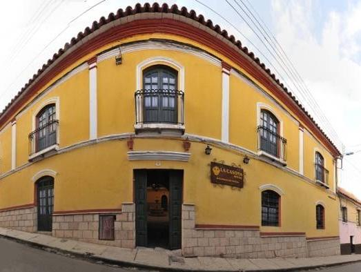 Hostal La Casona Potosi - Hotels and Accommodation in Bolivia, South America