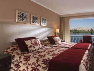 Jaz Minerva Cruise Hotel Luxor - Guest Room