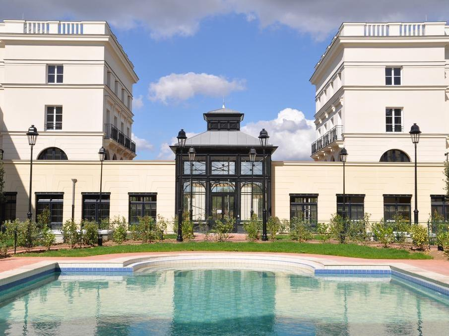 Hipark Residence Serris Val d'Europe