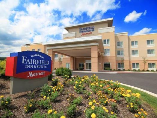 Fairfield Inn And Suites Huntingdon Raystown Lake