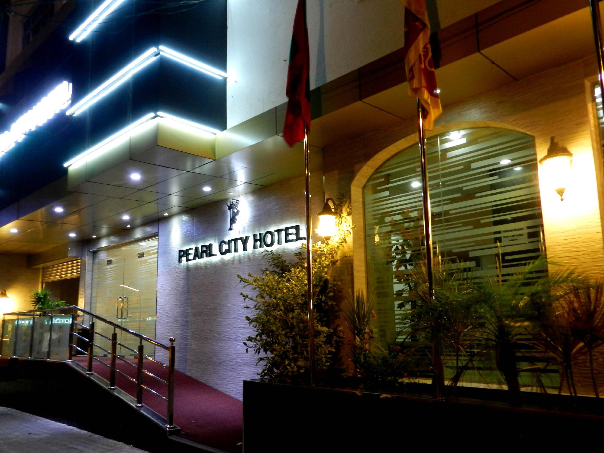 Pearl City Hotel Colombo - Exterior