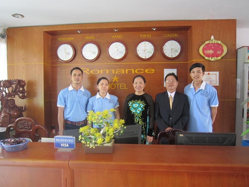 Romance Hotel- Phu My Hung - Hotell och Boende i Vietnam , Ho Chi Minh City