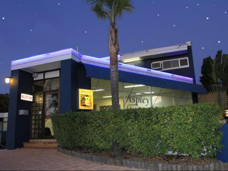 Aspley Motor Inn - Hotell och Boende i Australien , Brisbane