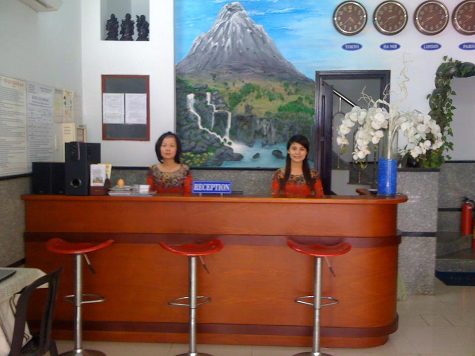 Hotell Tommy Hotel Nha Trang
