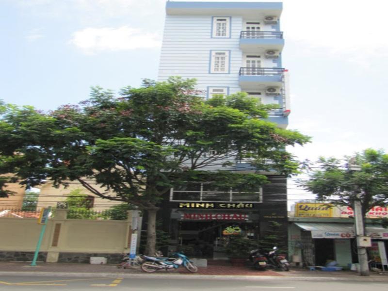 Minh Chau Hotel - Hotell och Boende i Vietnam , Vung Tau