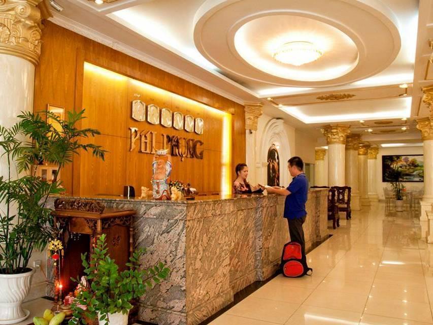 Phi Phung Hotel - Hotell och Boende i Vietnam , Ho Chi Minh City