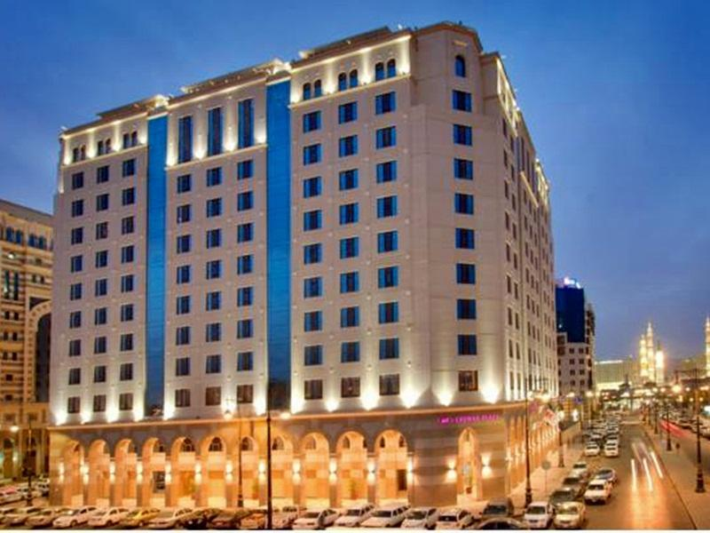 Crowne Plaza Madinah - Hotels and Accommodation in Saudi Arabia, Middle East