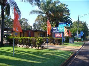 Motel Oasis 绿洲汽车旅馆