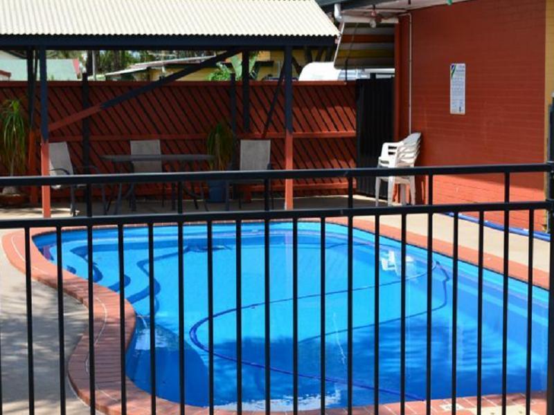 Motel Oasis - Hotell och Boende i Australien , Kingaroy