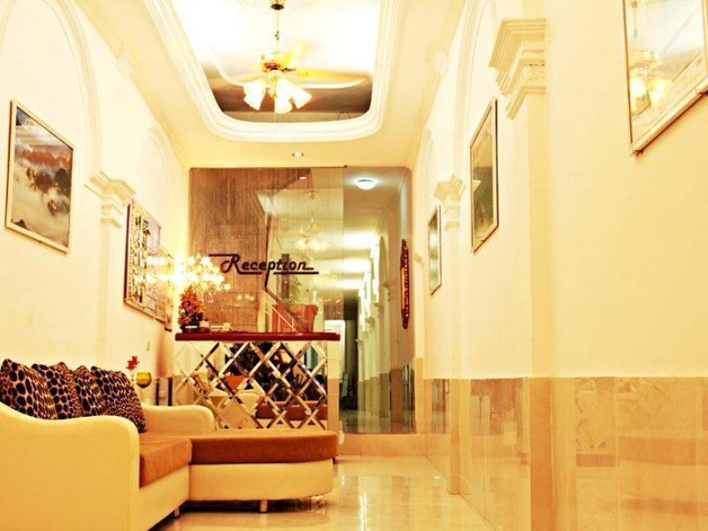 Ngoc Diep Asia Hotel - Hotell och Boende i Vietnam , Hanoi