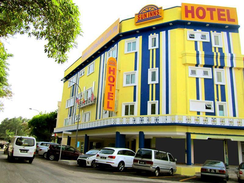 Sun Inns Hotel Bandar Puchong Utama - Hotels and Accommodation in Malaysia, Asia