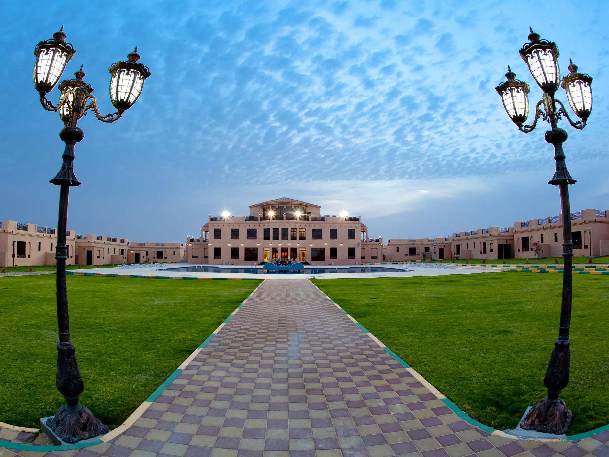 Al Bada Resort - Hotels and Accommodation in United Arab Emirates, Middle East