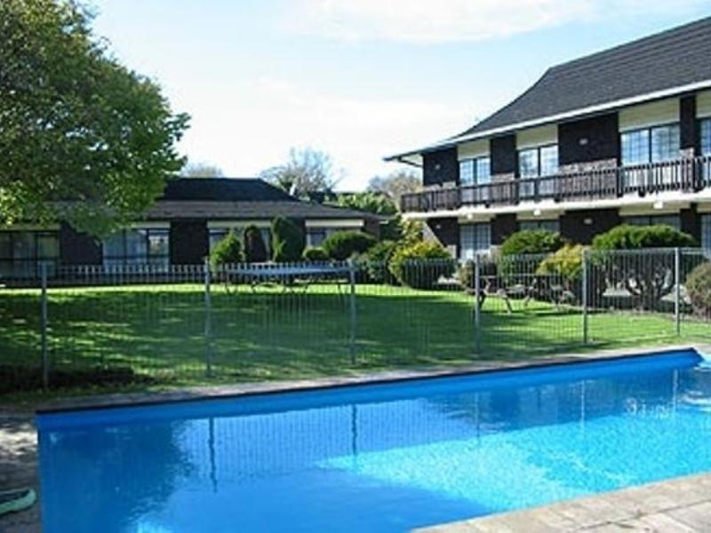 Ambassador Motel - Hotell och Boende i Nya Zeeland i Stilla havet och Australien