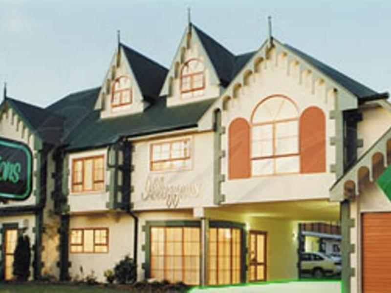 Destiny on Fitzherbert - Hotels and Accommodation in New Zealand, Pacific Ocean And Australia