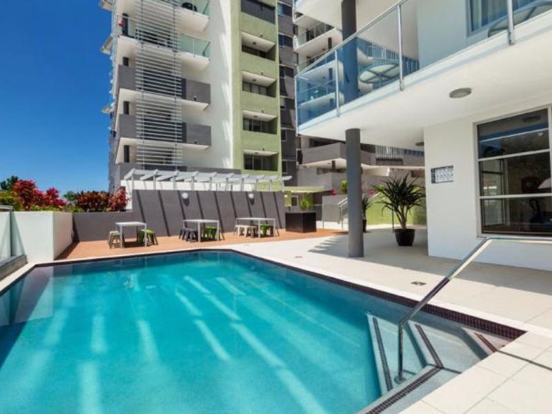 Quest Breakfast Creek - Hotell och Boende i Australien , Brisbane