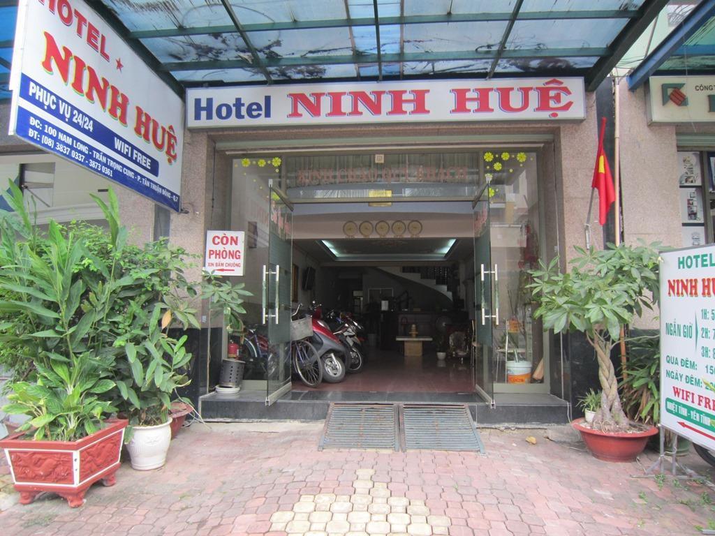 Ninh Hue Hotel - Hotell och Boende i Vietnam , Ho Chi Minh City