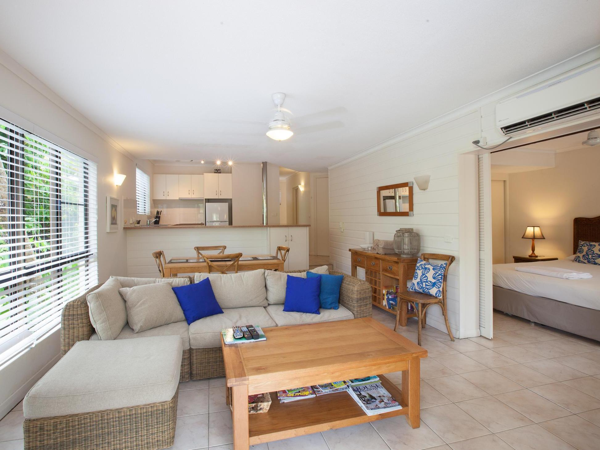 Seascape Holidays - Driftwood Mantaray Apartment 3 - Hotell och Boende i Australien , Port Douglas