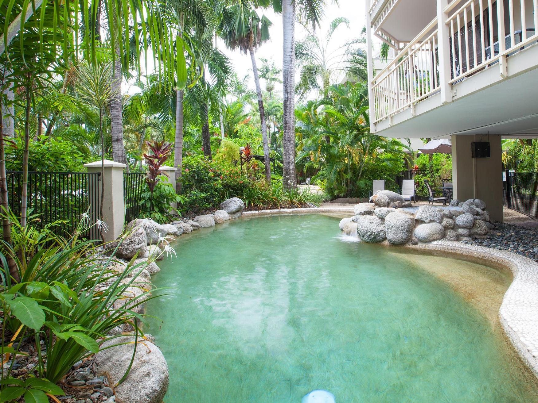Seascape Holidays - Driftwood Mantaray Apartment 4 - Hotell och Boende i Australien , Port Douglas