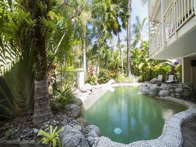 Seascape Holidays - Driftwood Mantaray Apartment 6 - Hotell och Boende i Australien , Port Douglas