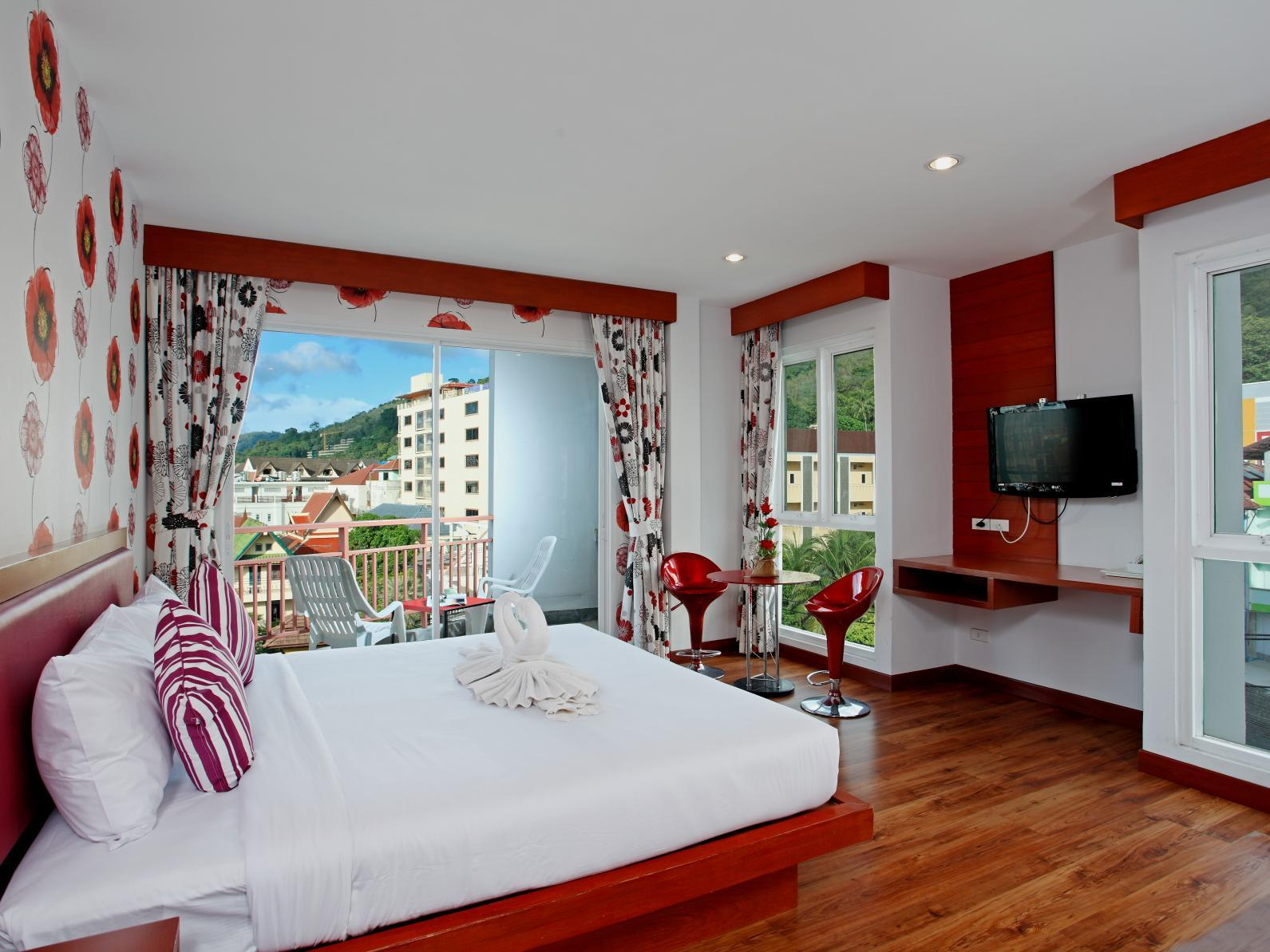 Hotell B-Bossa Patong Hotel i Patong, Phuket. Klicka för att läsa mer och skicka bokningsförfrågan
