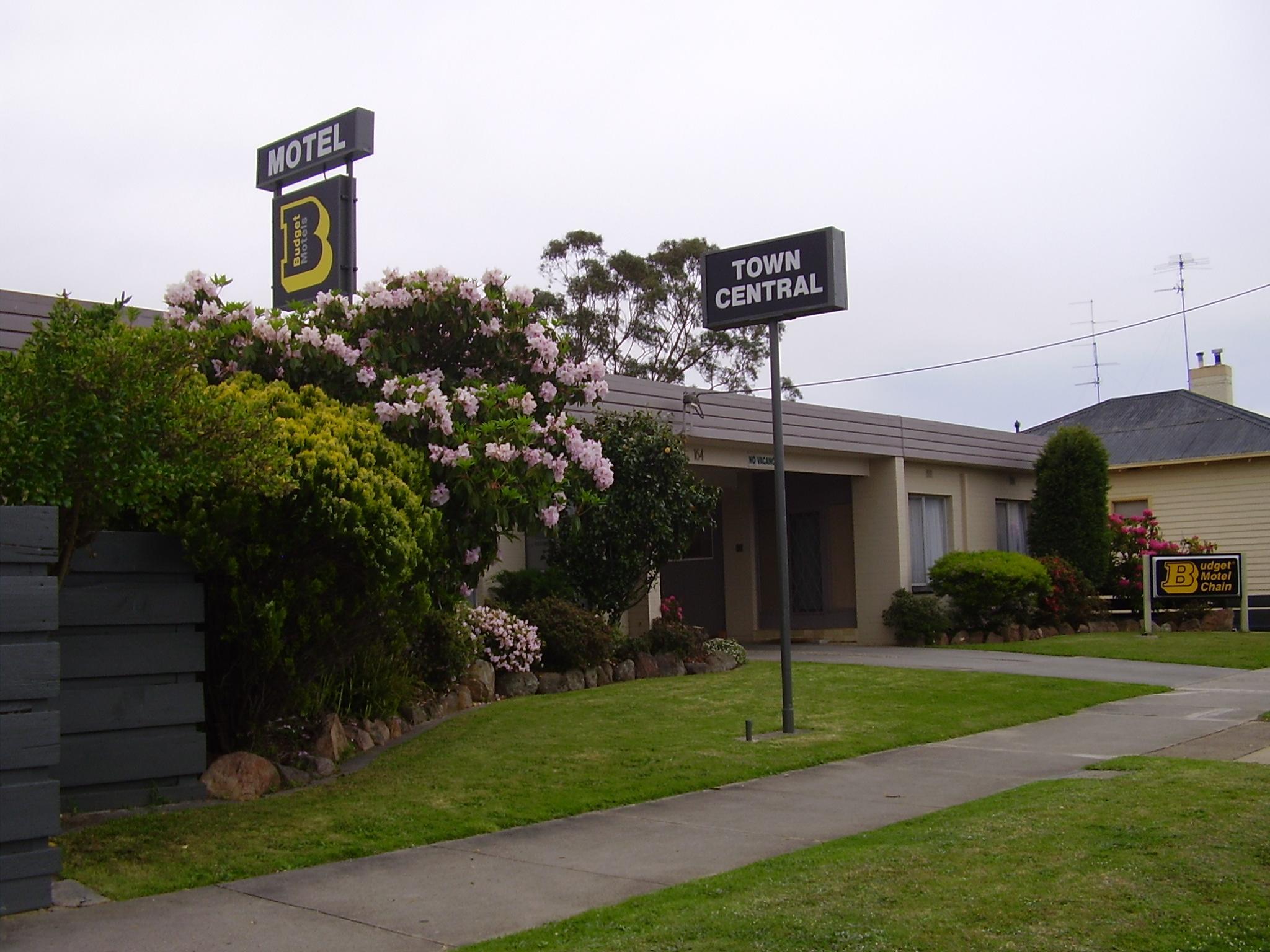 Bairnsdale Town Central Motel - Hotell och Boende i Australien , Gippslandregionen