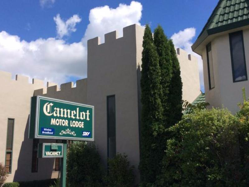 Camelot Motor Lodge - Hotell och Boende i Nya Zeeland i Stilla havet och Australien
